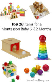 top ten items for a montessori baby 6