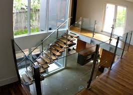 25 Glass Railings Design Ideas For Indoor And Outdoor Stairs And Panels Interiorsherpa