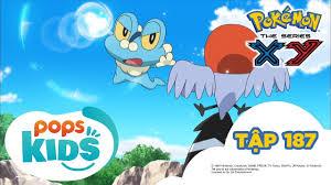 Pokémon Tập 187 - Keromatsu Đấu Với Yayakoma! Trận Chiến Trên ...