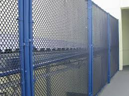 Chain Link Security Fence For Stadium Housing Airport Fencing