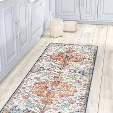 hillsby oriental multicolor area rug