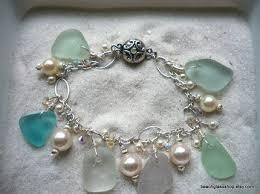 beach glass handmade jewelry