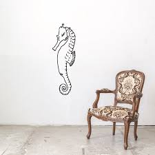 Patient Seahorse Decal