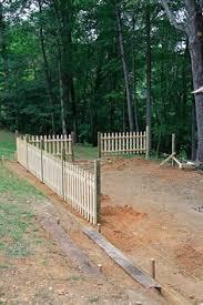 Fence Design Fenceideas3869 On Pinterest