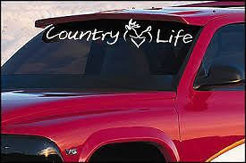 Find Country Life Windshield Pink Decal Sticker 5 X40 Deer Buck Girl Truck Car Motorcycle In Lawton Michigan United States For Us 11 50