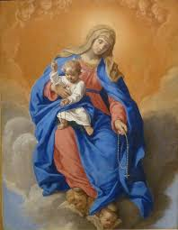 Virgen del Rosario - Wikipedia, la enciclopedia libre