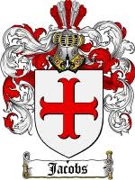 Jacobs Coat of Arms / Jacobs Family Crest