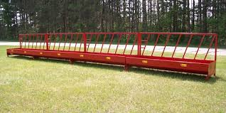 Flexible Cattle Feeding With Fence Line Bunk Feeders Ag Industry News Farm And Livestock Directory