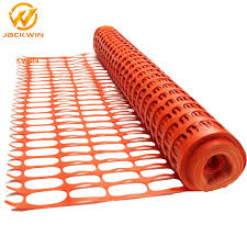China Hdpe Crowd Control Orange Plastic Barrier Fence Security Mesh Fence Swimming Pool Fence For Highway Pool Playground Construction Sites China Safety Fence Safety Mesh