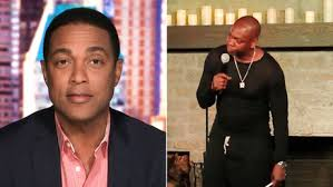 Don Lemon reacts to Dave Chappelle calling him out in Netflix ...