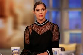 Abby Huntsman Leaving The View | PEOPLE.com