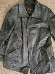 how to remove mold from leather jacket