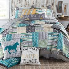 little arrow quilted bedding collection