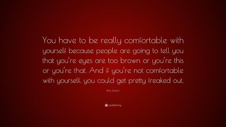 Brie Larson quotes