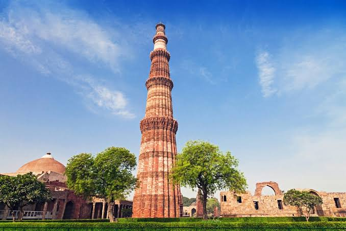 Image result for Qutub Minar""