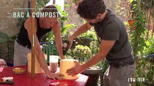 how to build homemade post bokashi