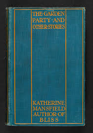 other stories by katherine mansfield