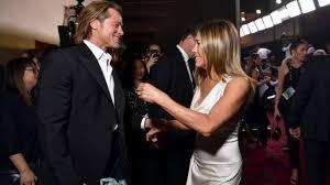 Brad Pitt e Jennifer Aniston di nuovo insieme ai SAG Awards