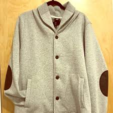 h m sweaters hm gray cardigan with