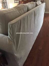 54 pottery barn sofa reviews and