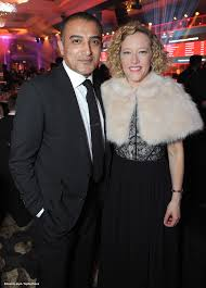 Adil Ray, Cathy Newman   Photo Must Be Credited ©Edward Lloy…   Flickr