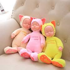 silicone reborn baby dolls toys for