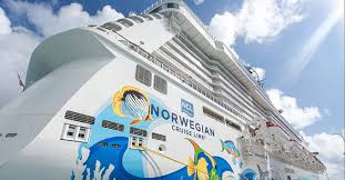norwegian escape ing to new york in