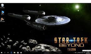 Star Trek Beyond 2016 Theme For Windows ...