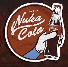Nuka Cola Fallout Apocalypse Sticker Decal Phone Laptop Car Window Art 20013 Fallout Logo Cola Window Art