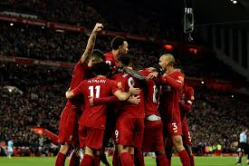 Liverpool FC 3-1 Man City: Reds go eight points clear in Premier ...