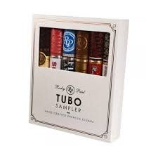 rocky patel tubo 6 cigar sler gift set