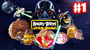 Angry Birds Star Wars - Gameplay Walkthrough Part 1 - Tatooine 3 ...