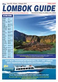 the lombok guide issue 301 is