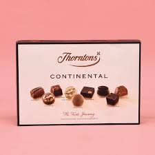 thorntons continental milk dark white