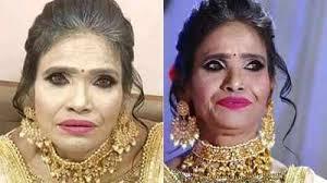 ranu mondal s make up artist shares
