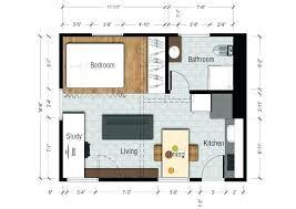 tiny apartment design floor plans