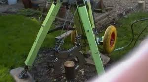 Uproot Root Puller Youtube