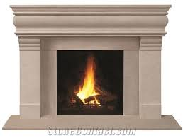marble cast stone fireplace mantels