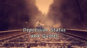 best depression quotes for whatsapp status messages