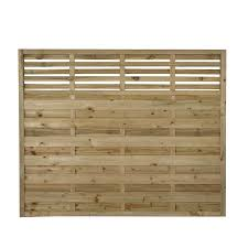 Forest Kyoto Fence Panel 5ft Pack Of 3 Fence Panels Decorative Panels Paneling