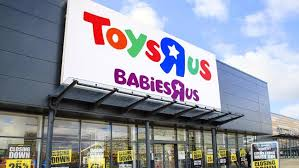 toys r us s to be shut down