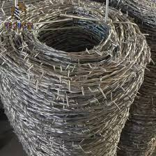 China Hot Dipped Galvanized Barbed Wire Price Per Roll Barbed Wire Fence Design China Barbed Wire Galvanized Barbed Wire