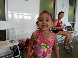 Abby Fisher, Age 3 – Otter Graduate | Evo Swim School