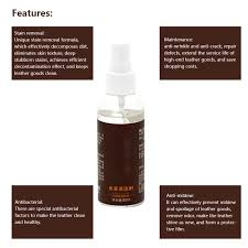 car accessories 80ml leather cleaner