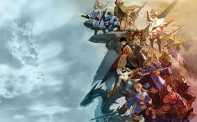 wallpaper final fantasy tactics