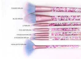 the 12 best pink makeup brush sets to
