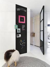 Chalkboard Wall Decal Chalkboard Wall Sticker Rectangular Etsy