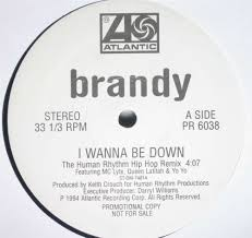 BRANDY / I Wanna Be Down - Amazon.com Music