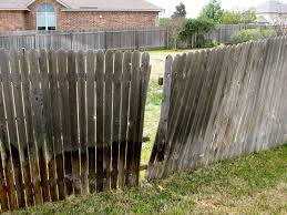 Temporary Fixes For A Broken Fence Post On Your Privacy Fence Wood Post Puller