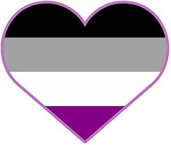 Amazon Com Dark Spark Decals Asexual Lgbt Pride Heart 4 Inch Full Color Vinyl Decal For Indoor Or Outdoor Use Cars Laptops Decor Windows And More Automotive